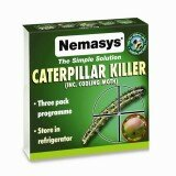 Nemasys Caterpillar and Codling Moth Killer 40m