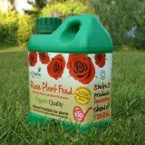 Organic Rose Plant Feed 1ltr